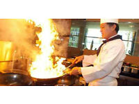 Chinese / Thai Chef Required in Stratford