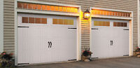 Best Residential Garage Doors Deals