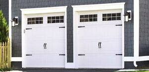 February/March SPECIAL Fully Insulated garage installed $699