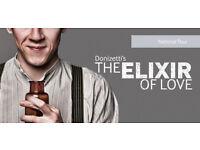 Scottish Opera - The Elixer of Love - Drumnadrochit