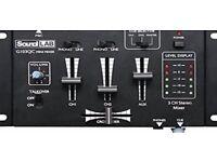 SoundLab G103QC Mini Mixer