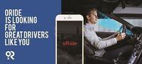 Drivers wanted - oRide Sudbury
