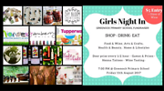 Girls night in - community event Greenock Gawler Area Preview
