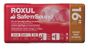 Want plywood & Roxul Safe and Sound