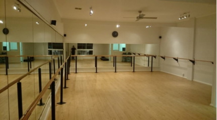 Dance & Rehearsal Space for sublease