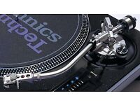 WANTED TECHNICS 1200 1210 ALL MODELS