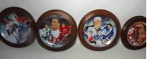 NHL Collector Plates