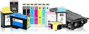 Ink & Toner, Every ink model available -HP, Canon, Samsug