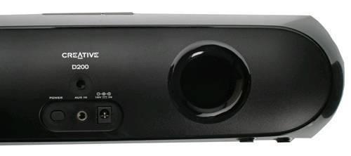 Creative D200 Bluetooth Speaker + Aux