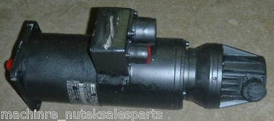 Rebuilt Rexroth Indramat Permanent Magnet Motor Mac063c-0-ms-4-c095-b-1wi522lv