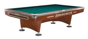 Brunswick Pool Tables, Pool Cues, Shuffleboards & More!!