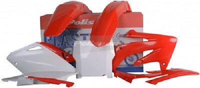 Polisport Plastic Kit Set Red Complete Honda Crf250r 2004 2005