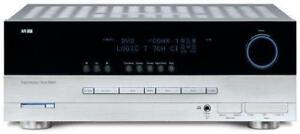 Harman Kardon AVR 347 Home Theater Receiver with iPod Control an