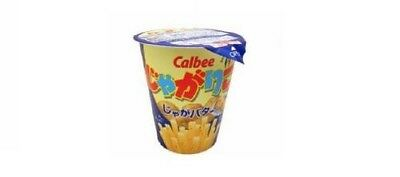 JAGARIKO Jagarico Jagabutter Crunchy Butter Potato Stick Snack by Calbee Japan
