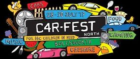 Look! TWO CARFEST North Adult TICKETS for just £99 for the pair! - Saturday 29th July