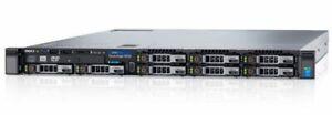 Dell Poweredge R630 1U Rack Mount Server