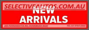 2006 Holden Commodore VZ MY06 SV6 Blue 5 Speed Auto Active Select Sedan Homebush Strathfield Area Preview