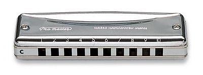 Suzuki Mundharmonika MR-350 Pro Master in G