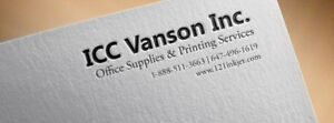 Printing Service for Business Card / Flyer / Poster / Sign