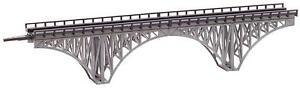 NEW ! Z scale Faller DECK ARCH BRIDGE Building Kit # 282915