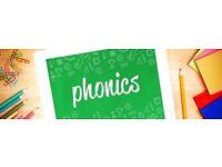 Early Years/Primary School Phonics Tutor
