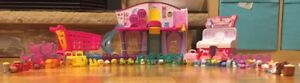 Shopkins and playset