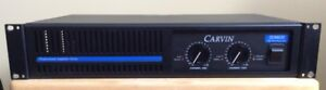 Carvin DCM600 Stereo Power Amplifier