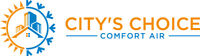 NO HEAT OR HOT WATER? CALL CITY'S CHOICE COMFORT AIR RIGHT AWAY!