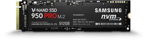 Samsung PRO Series M.2 PCIe 3.0 x4 SSD, 512GB Comox / Courtenay / Cumberland Comox Valley Area image 1