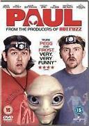 Paul DVD Simon Pegg