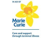 Marie Curie Needs Your Help!