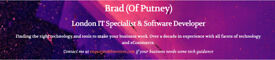 Small Business & WFH Tech Support, Repair, Consulting & eCommerce in SW London