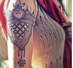 Henna For All events, parties and wedding Windsor Region Ontario image 1
