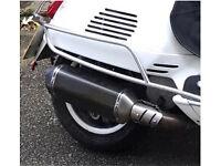 Vespa GTS 125/300 Remus exhaust Xchange