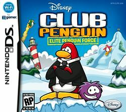 Club Penguin Elite Penguin Force for Nintendo DS