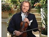 Andre Rieu - 2 Tickets at face value
