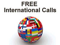 Free International Calls using access Number 0870 248 1800