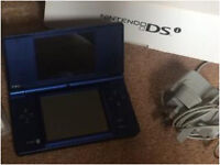 Nintendo DSi without games