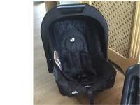 Joie Infant Car Seat