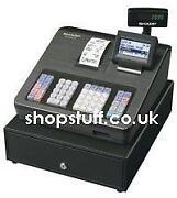 sharp xe a307 cash registers supplies ebay. Black Bedroom Furniture Sets. Home Design Ideas