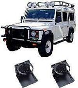 Land Rover Discovery 2 Cup Holder