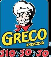 "Greco Pizza Voucher ""Moncton Synchro Aquasouls"" Fundraiser"