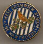 West Bromwich Albion Badges