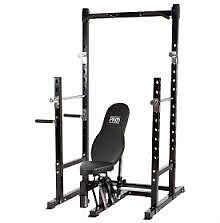 Power Rack with bench was $699.00 now $599.00
