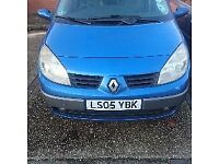 Renault Scenic Maxim 1.9 dCi , FSH , top of the range, not Vauxhall ford vw