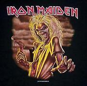 Iron Maiden Clothing