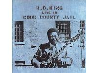 B.B King- Live In Cook County Jail- *CD* (ORIGINAL)