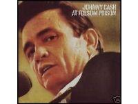 Johnny Cash- Live: At Folsom Prison- *CD* (ORIGINAL)