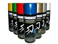 Canbrush Spray Paint