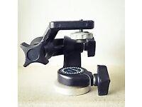 Manfrotto 056 3D Pan+Tilt Tripod Head